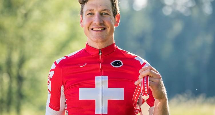Championnats d'Europe: Stefan Küng conserve son titre