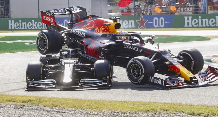 Monza: Ricciardo s'impose devant Norris lors du GP d'Italie