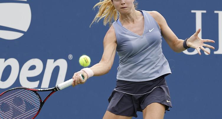 Vögele battue en trois sets par Alexandrova