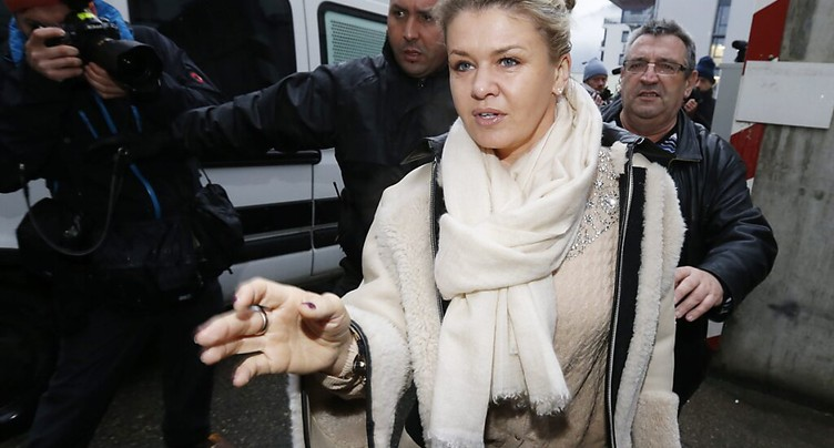 Mme Schumacher: « Aujourd'hui, à nous de protéger Michael »