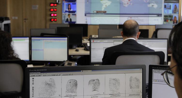 1400 arrestations (Interpol)