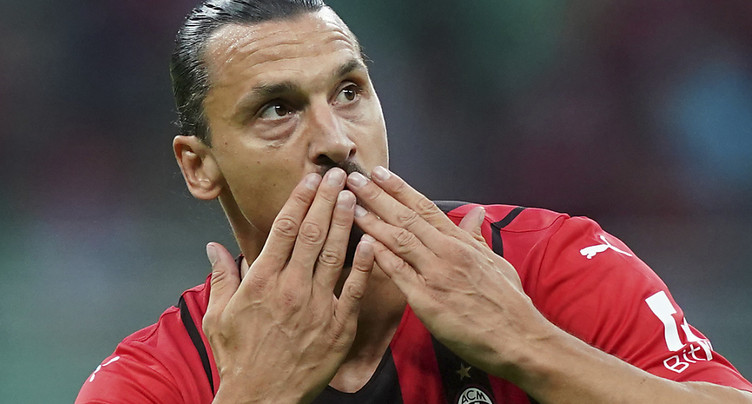 Ibrahimovic forfait pour le déplacement de Milan à Liverpool