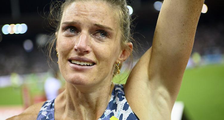 Des adieux réussis pour Lea Sprunger