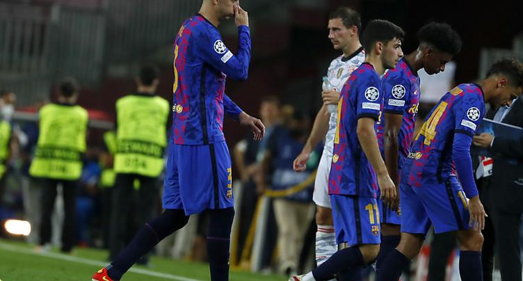 Le Barça est-il devenu une équipe quelconque en Europe ?