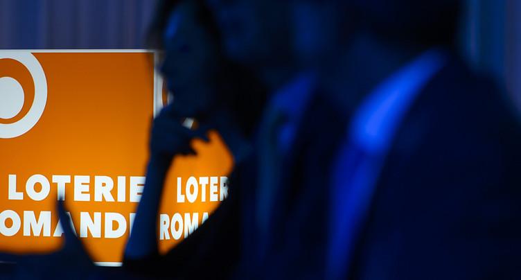 Couac avec un jeu en ligne de la Loterie romande