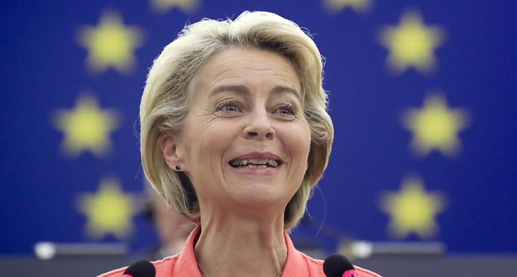 Ursula von der Leyen veut renforcer l'autonomie de l'UE