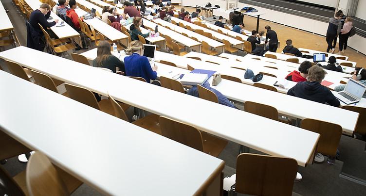 Hautes écoles vaudoises: tests gratuits jusqu'au 31 octobre