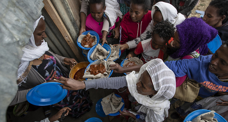 Ethiopie: des réfugiés érythréens victimes de « crimes de guerre » au Tigré (HRW)