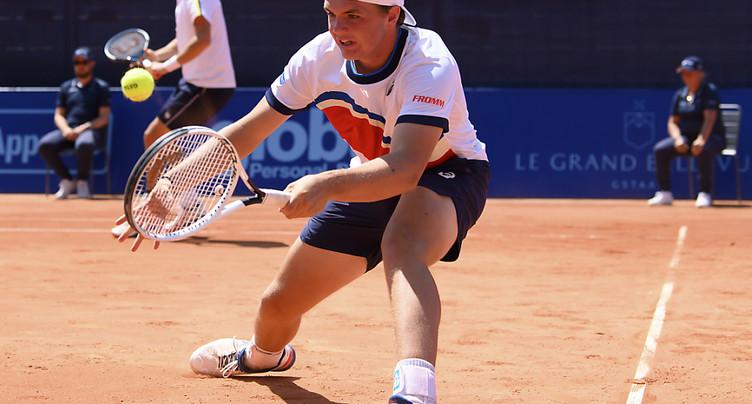 Dominic Stricker va faire ses débuts en Coupe Davis