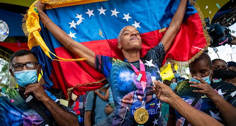 Yulimar Rojas veut doubler triple saut et longueur