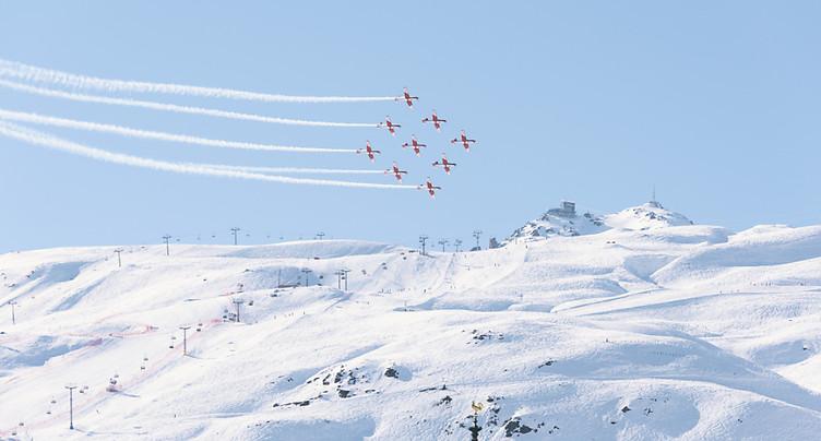 Accident aérien à St-Moritz en 2017: capitaine de l'armée acquitté