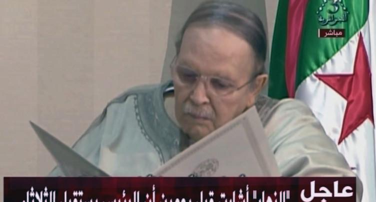 L'ex-président algérien Abdelaziz Bouteflika est mort