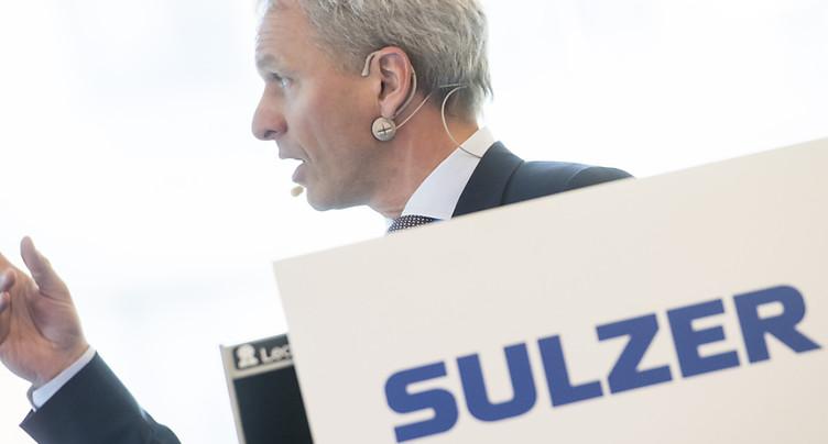 Sulzer: les actionnaires valident l'autonomisation de Medmix