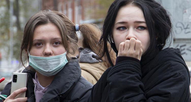 Au moins huit morts dans une fusillade à l'université de Perm