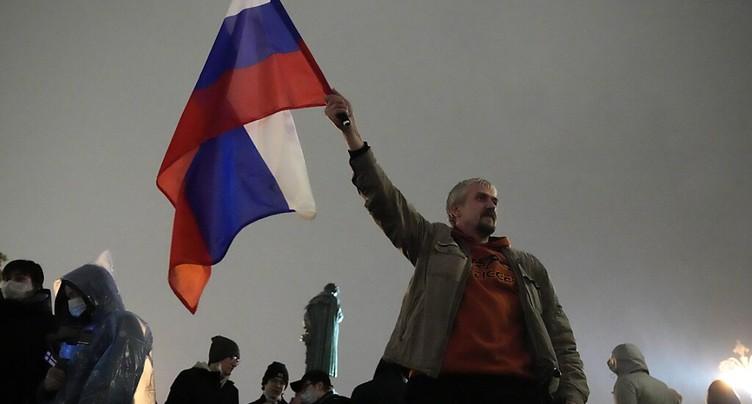Législatives russes: l'opposition crie à la fraude