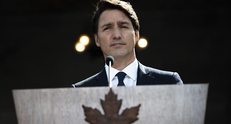 Législatives canadiennes: les libéraux de Trudeau donnés vainqueurs