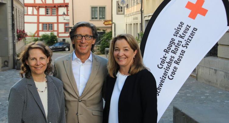 Thomas Heiniger quitte la présidence de la Croix-Rouge suisse