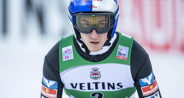 Saut: fin de carrière pour Gregor Schlierenzauer