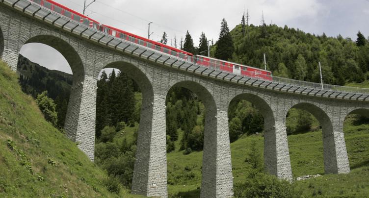 Considéré comme un restaurant, le Glacier Express impose le pass