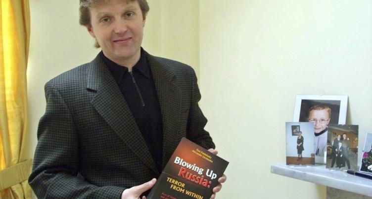 Assassinat de Litvinenko: la CEDH désigne la Russie, qui dément