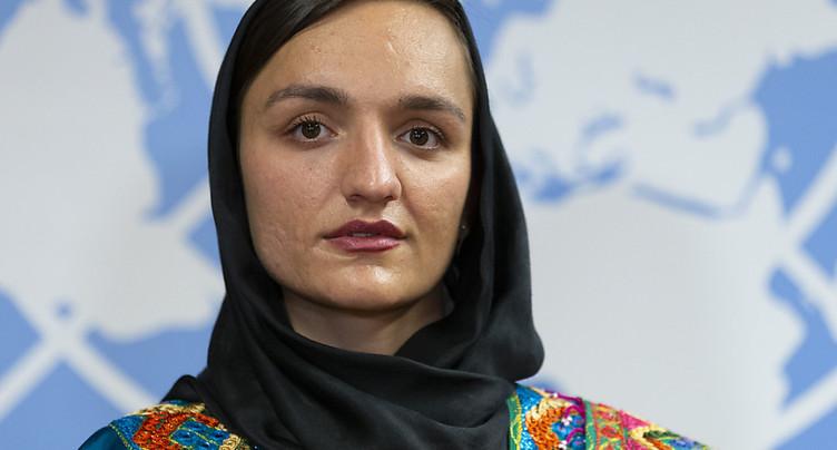 Efforts pour un permis spécial en Suisse pour une ex-maire afghane