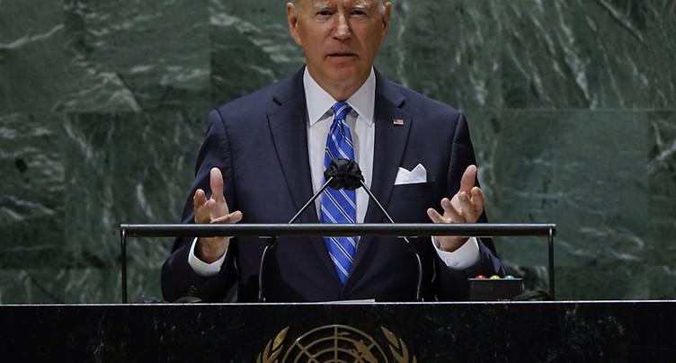Biden assure qu'il ne veut pas de « Guerre froide » avec la Chine