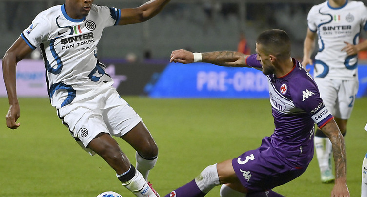 L'Inter Milan renverse une belle Fiorentina