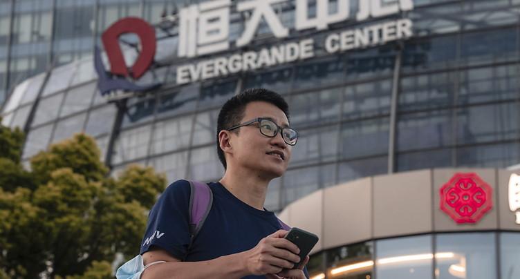 Evergrande annonce un accord pour rembourser des intérêts d'emprunt
