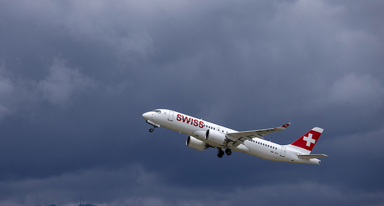 Swiss desservira le même nombre de destinations qu'avant la crise