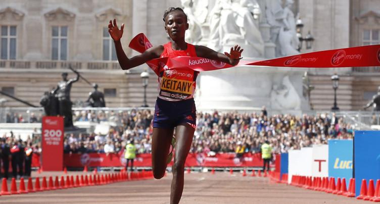 La marathonienne Mary Keitany prend sa retraite à 39 ans