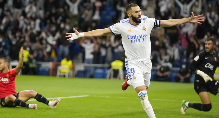 Liga: le Real Madrid leader