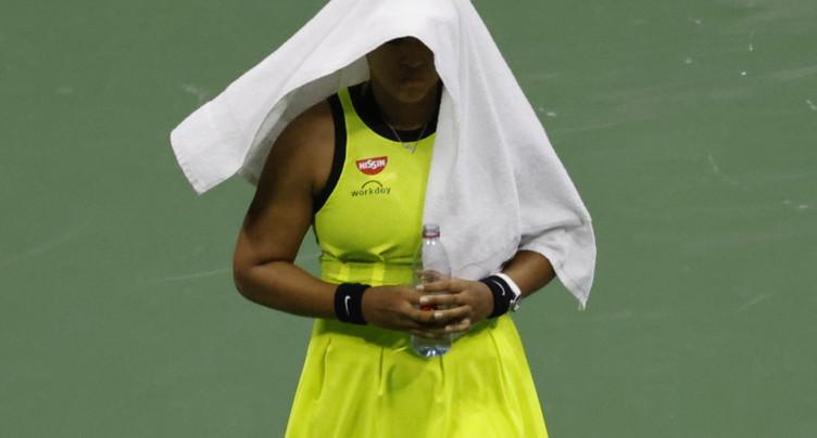 WTA 1000 d'Indian Wells: Naomi Osaka renonce