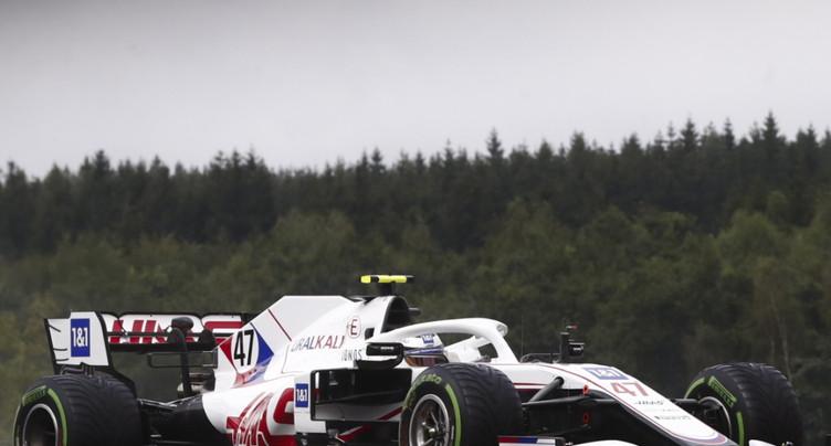 Formule 1: Haas confirme Schumacher et Mazepin pour 2022