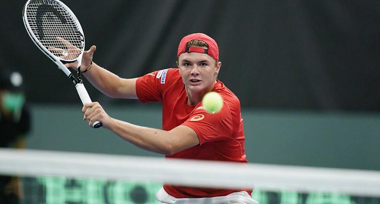 ATP Challenger à Bienne: Stricker et Hüsler continuent