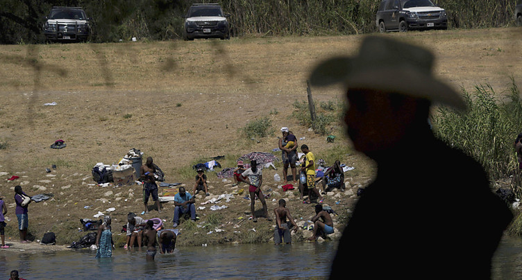 Migrants expulsés: démission de l'émissaire des Etats-Unis en Haïti