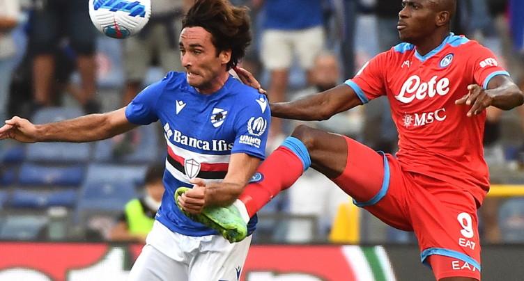Naples et Osimhen volent en tête de la Serie A