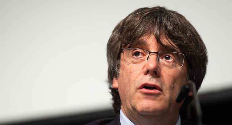 Le chef indépendantiste catalan Carles Puigdemont arrêté en Italie