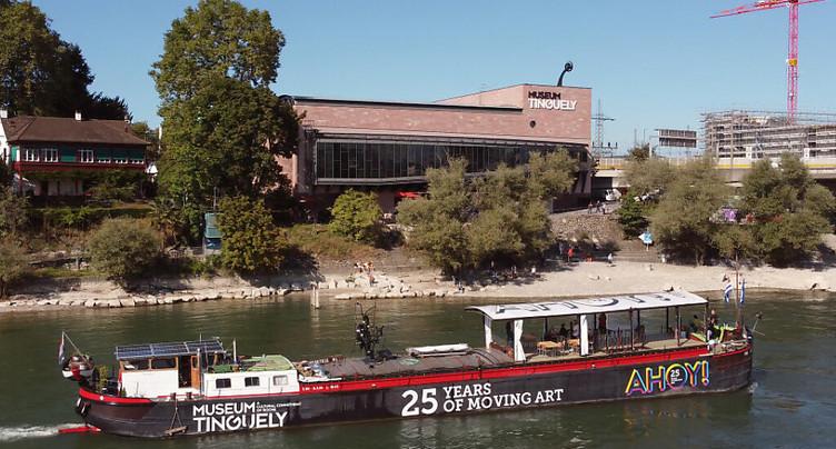 Le Musée Tinguely à Bâle fête son 25e anniversaire