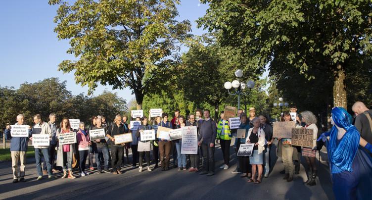 Activiste d'Extinction Rebellion jugé à Lausanne: la défense opte pour une nouvelle stratégie