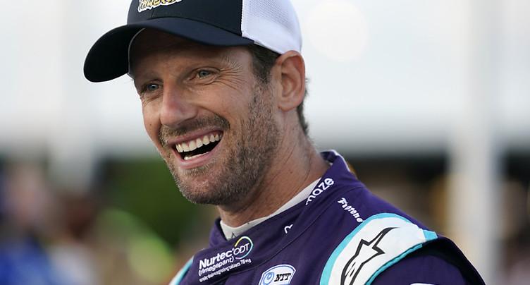 Grosjean pilotera pour Andretti en 2022