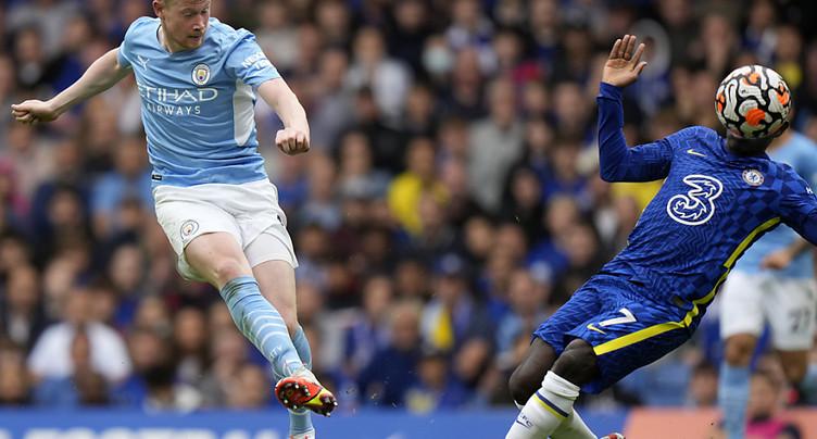 City dompte Chelsea avant le PSG, United se rate