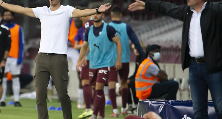 Alain Geiger: « Inadmissible de faire un penalty à la 43e »