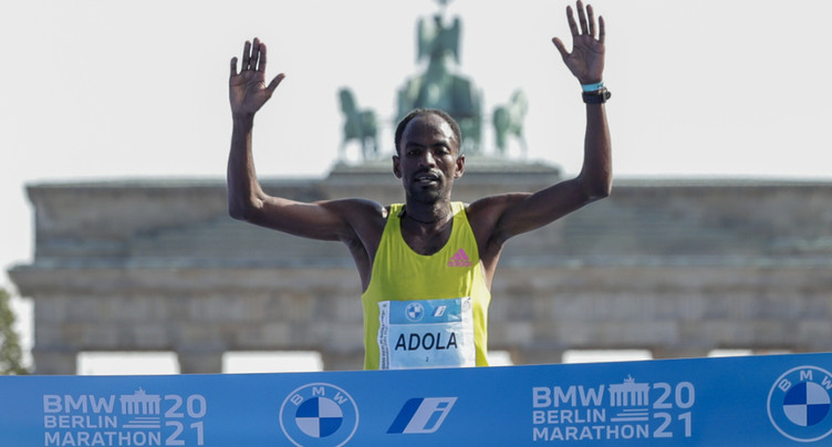 Adola vainqueur du marathon de Berlin, Bekele seulement 3e