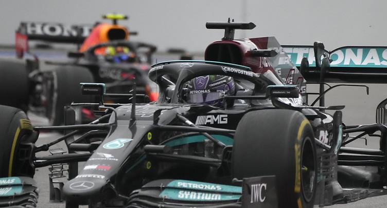 La 100e victoire pour Hamilton à Sotchi