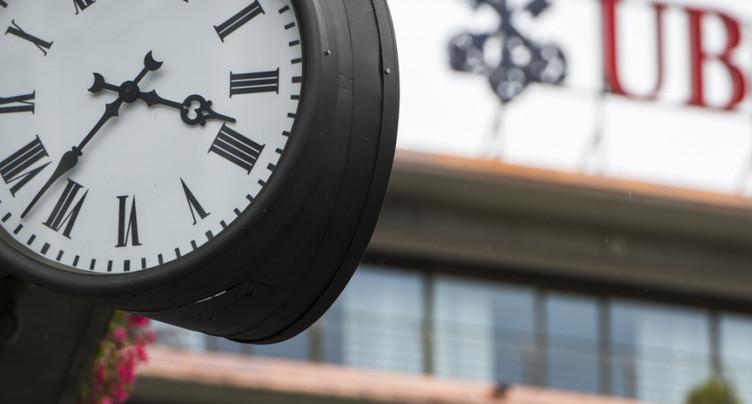 UBS: la décision en appel reportée au 13 décembre