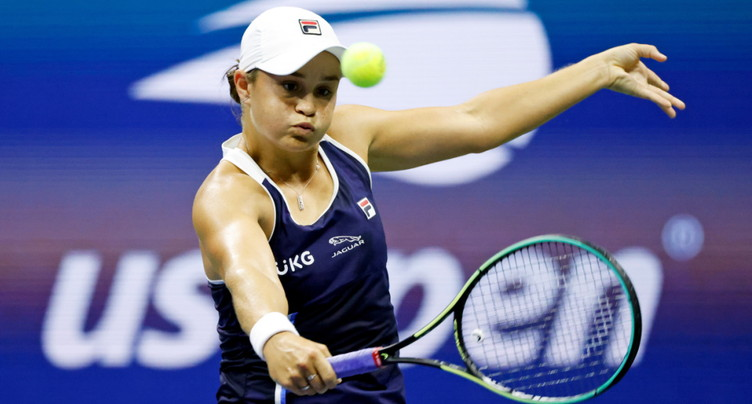 Ashleigh Barty forfait pour Indian Wells