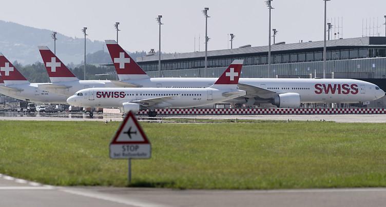 Swiss menace le personnel non-vacciné de licenciement