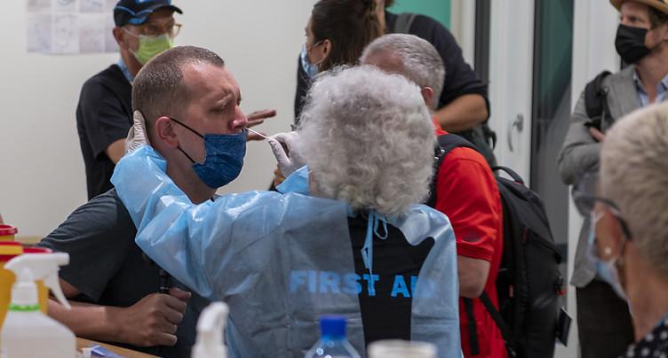 La Suisse compte 1284 nouveaux cas de coronavirus en 24 heures