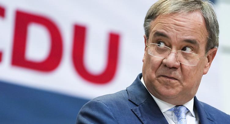 L'étau se resserre autour d'Armin Laschet, le chef de la CDU