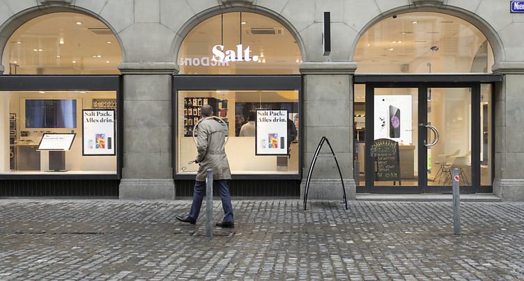 Salt: l'introduction en Bourse suspendue provisoirement